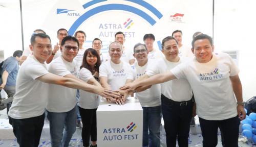 AUTO ASII Dari Astra Auto Fest, Astra Optimis Pangsa Pasar Jadi 53%