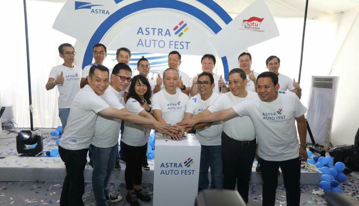 Astra Auto Fest 2019 Resmi Dibuka - Warta Ekonomi