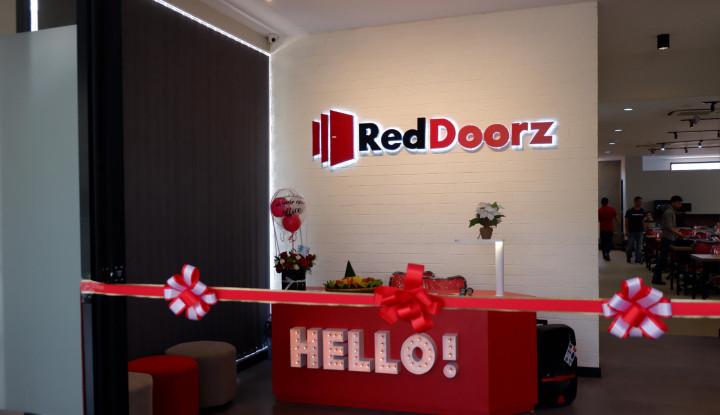 RedDoorz Resmikan Serentak 3 Kantor Baru di Bandung, Yogyakarta, dan Surabaya - Warta Ekonomi