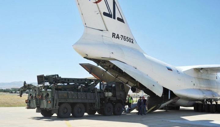 Sudah Miliki S-400 Rusia, Turki Rupanya Masih Incar Rudal Patriot AS