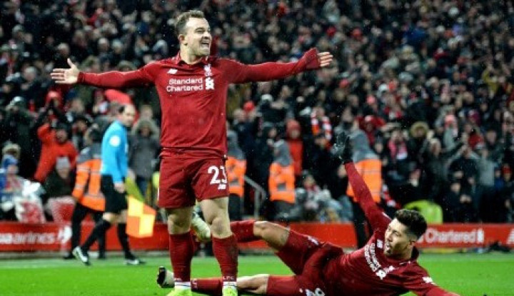 Shaqiri Masih Pemain Penting untuk Liverpool - Warta Ekonomi