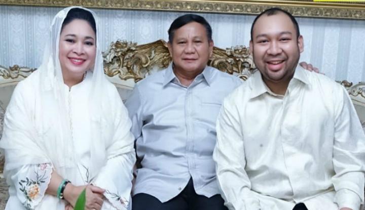 Titiek Soeharto Pamer Foto Lama Bersama Prabowo, Banyak yang Doakan... - Warta Ekonomi