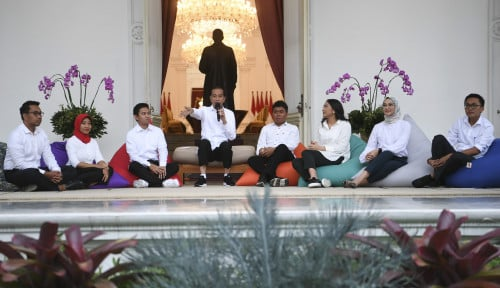 Foto Kala Anak-Anak Konglomerat Ramaikan Istana
