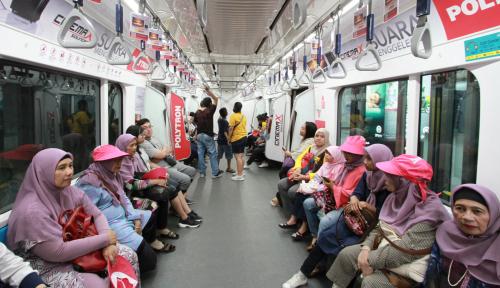 Mulai Hari Ini, Waktu Tunggu Kereta Jadi 20 Menit, MRT: Ikuti Saran...