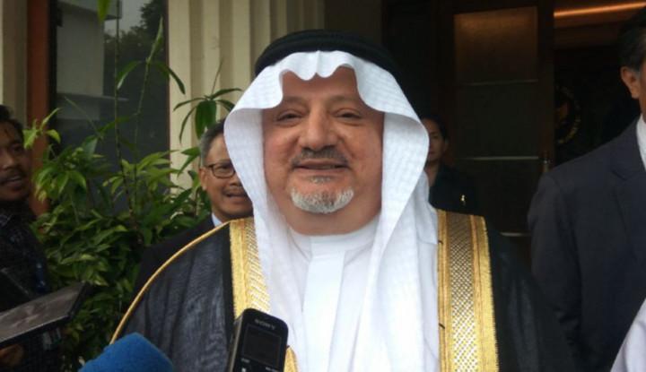Sambangi Mahfud MD, Dubes Saudi Bahas Habib Rizieq? - Warta Ekonomi