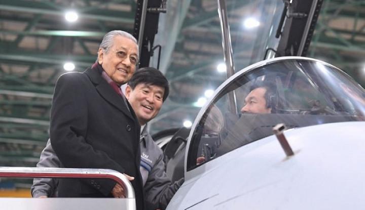 Program Jet Tempur Asli Korsel Dilirik PM Mahathir, Katanya Harus... - Warta Ekonomi
