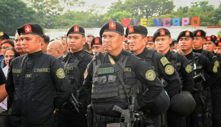 Jaga Keadaan Tetap Kondusif, Polisi Filipina Terjunkan 27.000 Personel di SEA Games 2019 - Warta Ekonomi