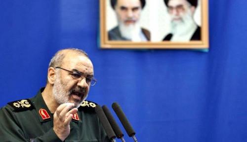 Foto Jika Waktu Bisa Diputar, Jenderal Bintang 5 Iran Janji Akan Ikut Terbang Bersama Pesawat Ukraina
