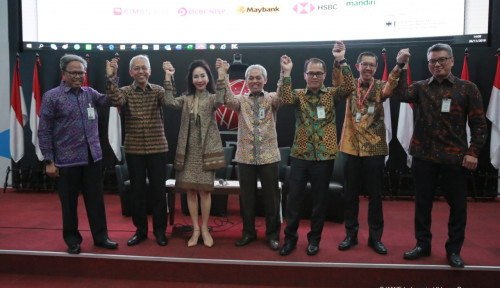 13 Bank Besar Dorong Pembiayaan Ramah Lingkungan