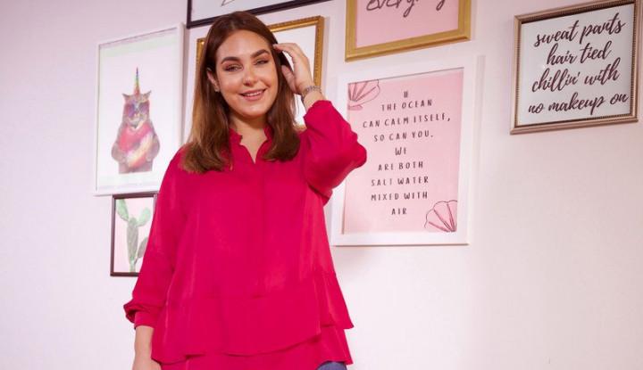 Arab Saudi Punya Model 'Plus Size' Pertama, Ghaliah Ingin Dobrak Standar Kecantikan - Warta Ekonomi