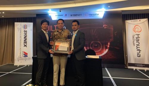 MTDL SMI Pasarkan Produk Hanwha Techwin pada Lini Security Systems
