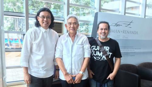 Foto Sjuman+Renanda Kenalkan Produk Piano Seri Pertama