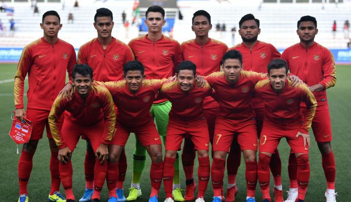 Jelang Laga Indonesia vs Vietnam, Timnas U-22 Lakukan Pemulihan Fisik - Warta Ekonomi