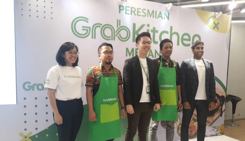 Foto Dukung Pertumbuhan UMKM Lokal, Grabfood Hadirkan GrabKitchen Hingga Kota Medan