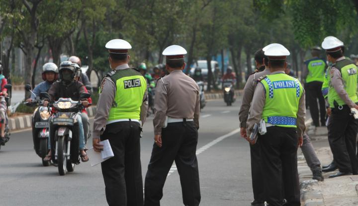 Awas Polisi Mulai Razia Kendaraan yang Tak Bayar Pajak - Warta Ekonomi