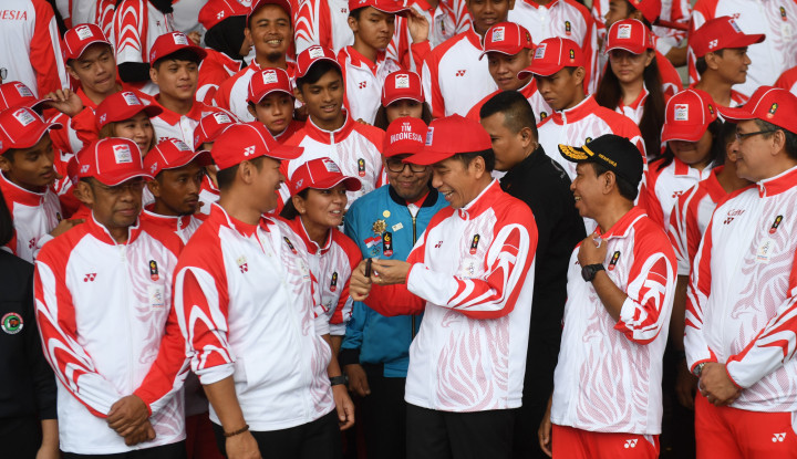 Jagokan Timnas U22 untuk Raih Emas SEA Games 2019, Jokowi: Semua Optimis - Warta Ekonomi