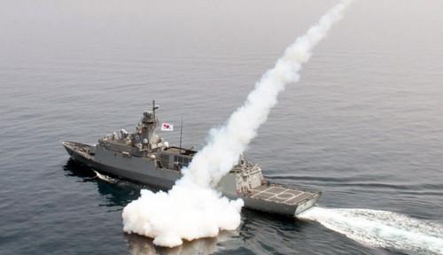 Perkuat Armada Laut, Korsel Bangun Kapal Induk 30 Ribu Ton