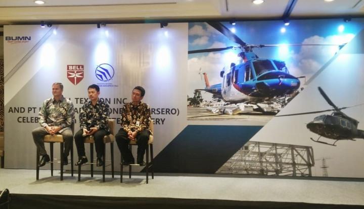 PTDI Telah Terima 2 dari 9 Helikopter Asal Amerika - Warta Ekonomi