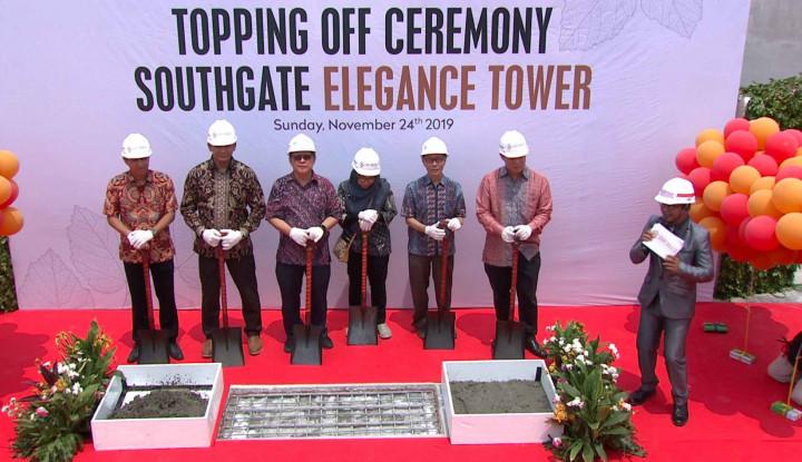 Elegance Tower by Sinar Mas Land Selesai Dibangun, Seperti Apa? - Warta Ekonomi