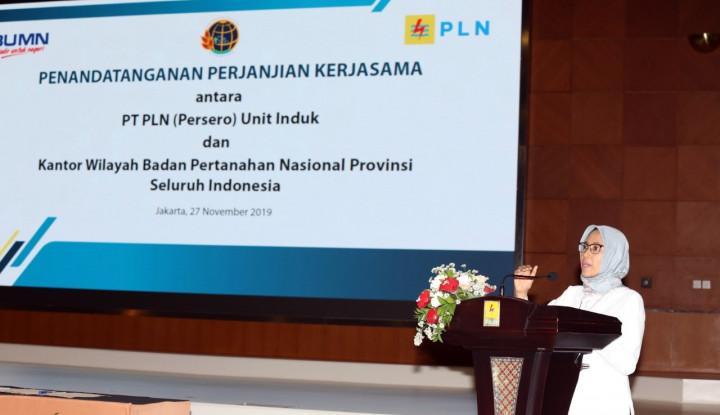 Permudah Pembebasan Lahan Proyek, PLN Rangku Lagi BPN - Warta Ekonomi