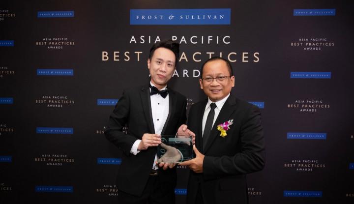 Lagi, Telkomsigma Raih Penghargaan di Frost & Sullivan Asia-Pasific Best Pasific Awards - Warta Ekonomi
