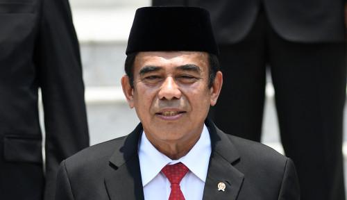 Foto Menag Sesumbar Jokowi Puji Perayaan Natal Tahun Ini
