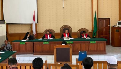 Foto Tegas! Hakim Tolak Semua Eksepsi Pemilik Hotel Kuta Paradiso
