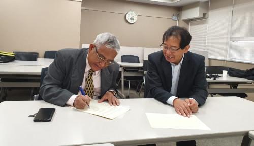 Kembangkan Riset Industri 4.0, Indonesia-Jepang Jalin Kerja Sama