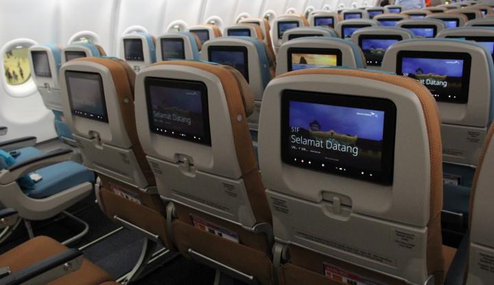 Legislator: Penyelamatan Garuda, Penyelamatan Industri Penerbangan Nasional