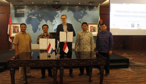 Foto Kerja Sama Indonesia-Belanda Dorong Ekspor Dekorasi Rumah