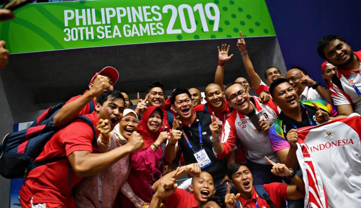 Hebat! Cabor Polo Air Sumbang Emas Pertama buat Indonesia di SEA Games 2019 - Warta Ekonomi