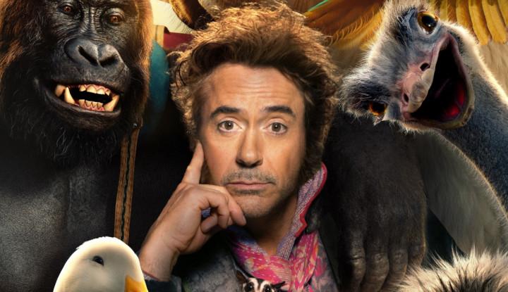 Dolittle: Kemasan Baru Robert Downey Jr yang Bakal Tampil Lebih Segar - Warta Ekonomi