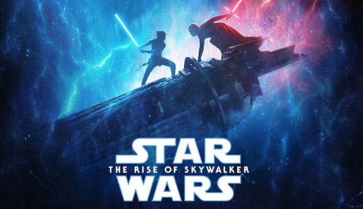 Habiskan 28 Hari, Star Wars: The Rise of Skywalker Kini Sukses Dulang USD1 Miliar - Warta Ekonomi