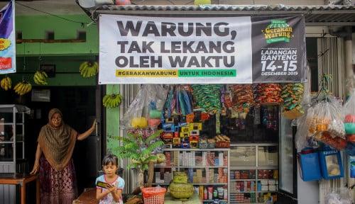 Gerakan Warung Nasional, Kerja Sama Warung Pintar dan Mitra Tokopedia Dorong Digitalisasi Warung
