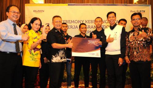 Foto BTN Jemput Bola Layani remittance dari Pekerja Migran Indonesia