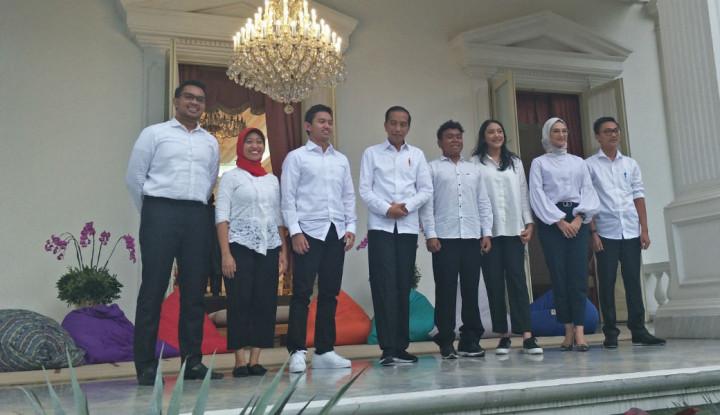 Billy Mambrasar Di-bully, Jokowi Minta Netizen untuk... - Warta Ekonomi