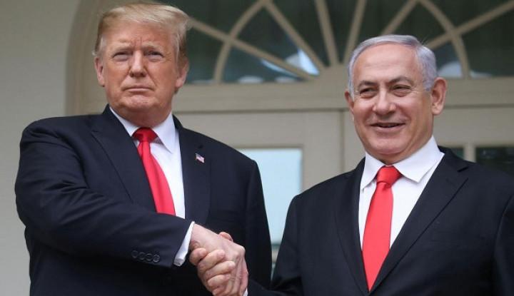 Bocoran Rencana Perdamaian Timur Tengah, Seluruh Yerusalem Punya Israel? - Warta Ekonomi