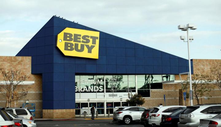 Musim Liburan, Best Buy Ramalkan Produknya Laris Manis - Warta Ekonomi