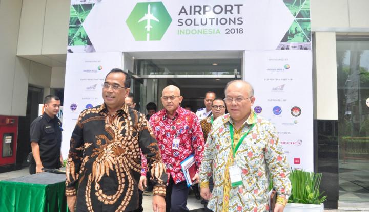 Dukung Airport 4.0, Tarsus Indonesia Gelar ASI 2019 - Warta Ekonomi