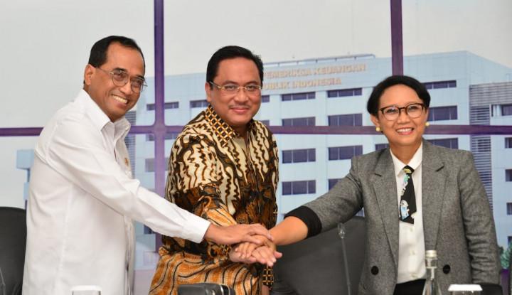 Sukses Duduki Dua Jabatan di IMO, Menhub: Ini Membanggakan! - Warta Ekonomi