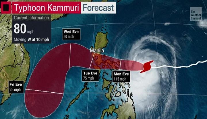 KBRI Filipina: Alhamdulillah, Tak Ada Laporan Warga atau Kontingen RI Terimbas Kammuri - Warta Ekonomi