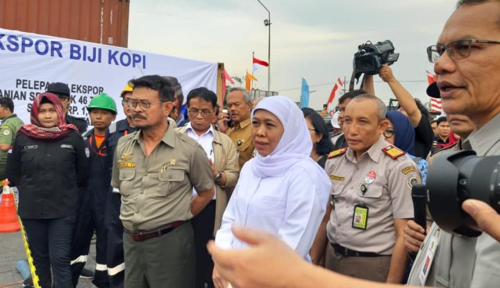 Makin Moncer! Di Surabaya, Mentan Lepas Lagi Ekspor - Warta Ekonomi