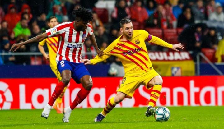 Barcelona Masih Ketergantungan pada Messi, Valverde: Keuntungan Besar Buat Tim - Warta Ekonomi