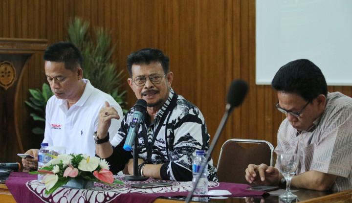 Di Cianjur, Syahrul Minta Peneliti Tanaman Hias Kerja Keras - Warta Ekonomi