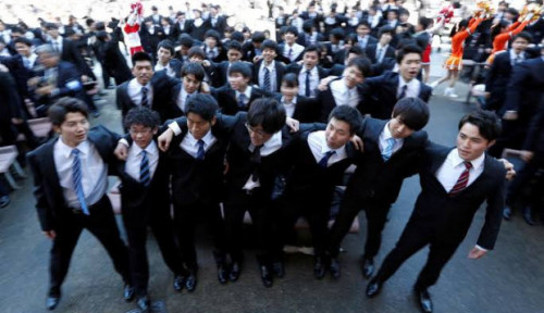 Foto Pelamar Kerja di Jepang Kerap Dilecehkan, Ratusan Aktivis Turun Tangan Desak Pemerintah