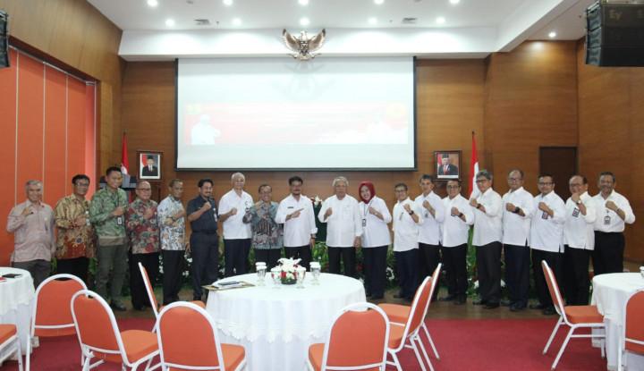 Tingkatkan Infrastruktur Pertanian, Kementan dan Kementerian PUPR Tanda Tangani Kesepakatan Bersama - Warta Ekonomi