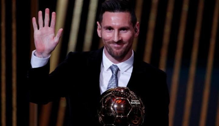 Selain Messi, Siapa yang Terbanyak Raih Trofi Ballon dOr? - Warta Ekonomi