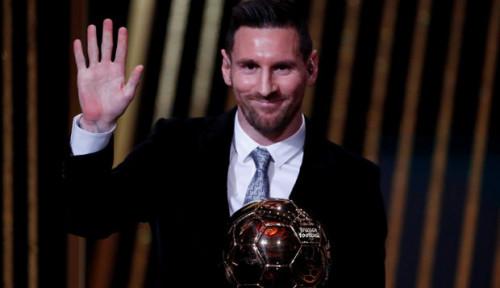 Messi Tuding Barcelona Diuntungkan di tengah Pandemi