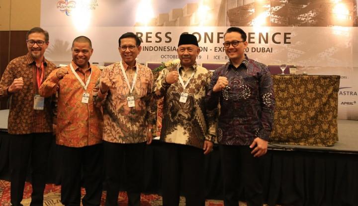 Pemerintah Fokus Siapkan Pavilion Indonesia untuk Expo Dubai 2020, Begini Gambarannya - Warta Ekonomi