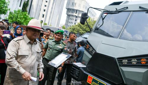Foto Perang Lawan Corona, Tokoh Tionghoa Usul Prabowo yang Jadi Komandan